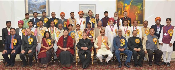 National Awards and Shilp Guru Awards conferred