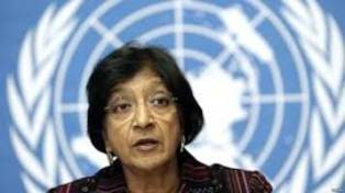 UN High Commissioner for Human Rights, Navi Pillai