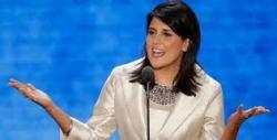 Nikki Haley an UN Envoy