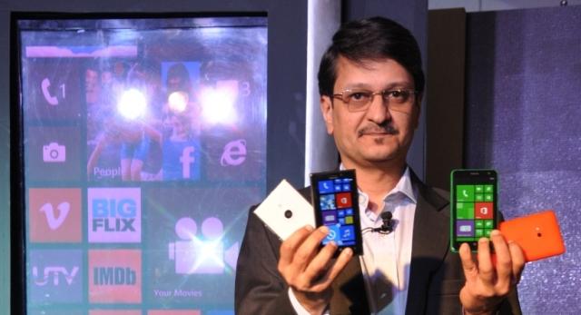 Lumia 925 and 625