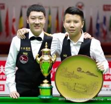 Nongfu Spring Snooker