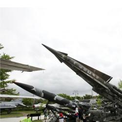short-range missile
