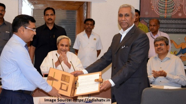 Odisha Government signs MoU with Invest India