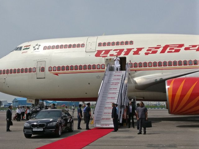 -PM Modi embarks on his two-nation tour to Israel and Germany=