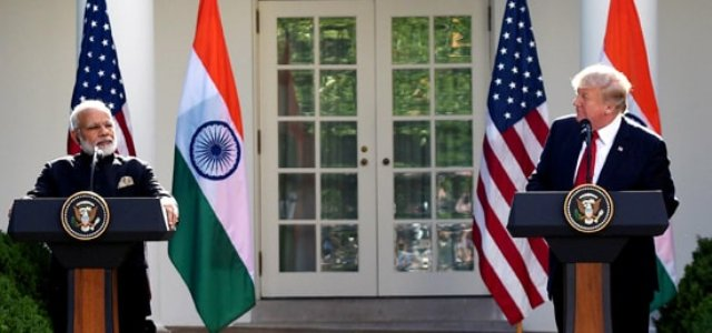 India, US released joint statement=
