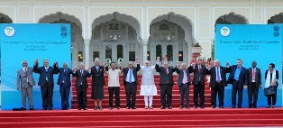 India-Pacific Island Cooperation Summit