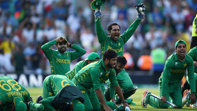 Pakistan beats India to win 2017 ICC Champions Trophy