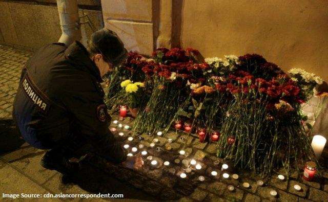 Russian Terror Attack