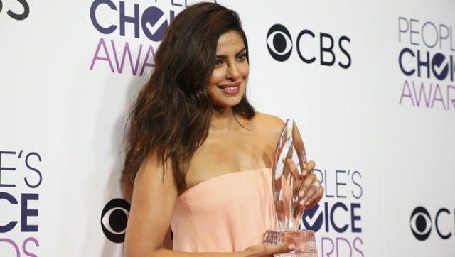Priyanka Chopra wins People's Choice Awards