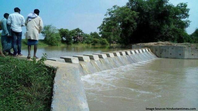 Bihar's 'Project Jal Sanchay' Chosen for National Award