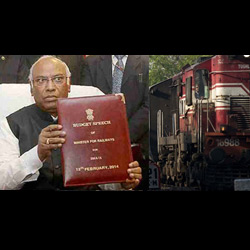 Interim Rail Budget 2014-15