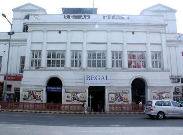 Regal Cinema Shuts