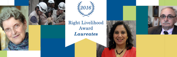 Right Livelihood Award
