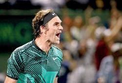 Roger Federer Wins 2017 Miami Open