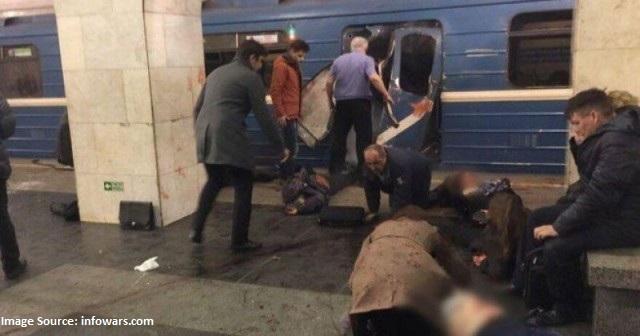 Russian Bomb Blast