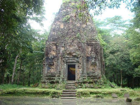 Cambodia's Sambor Prei Kuk temple zone gets UNESCO World Heritage Status