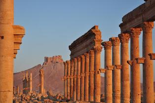 Palmyra: An ancient Semitic World Heritage Site
