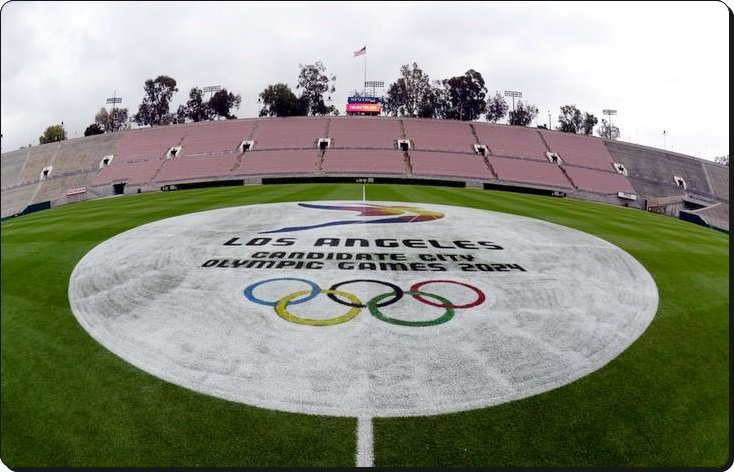 Summer Olympics: Los Angeles agrees to host 2028 Games; Paris gets 2024=