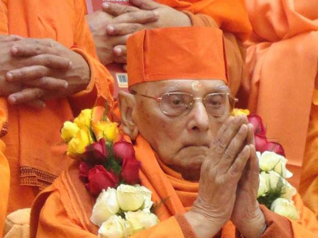Ramakrishna Mission Chief Swami Atmasthananda passes away
