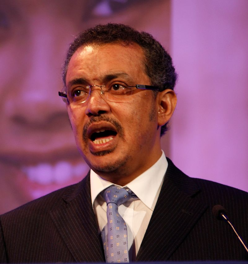 Tedros Adhanom Ghebreyesus becomes first African to be elected as WHO Director-General