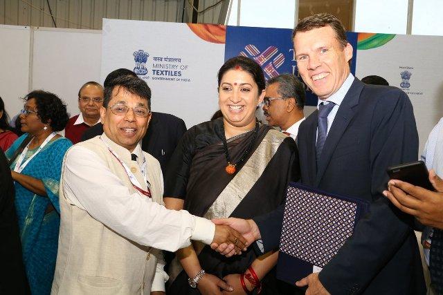 Textile India   2017=