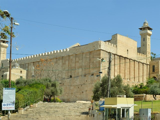 Sky News Misleads on Hebron Holy Site
