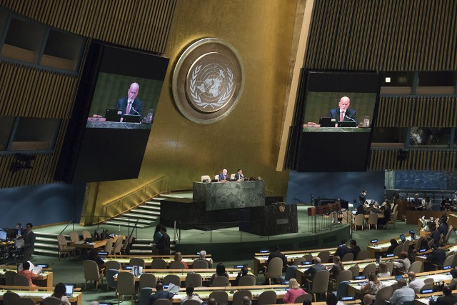Vladimir Voronkov appointed as Under-Secretary-General of UN Counter-Terrorism Office