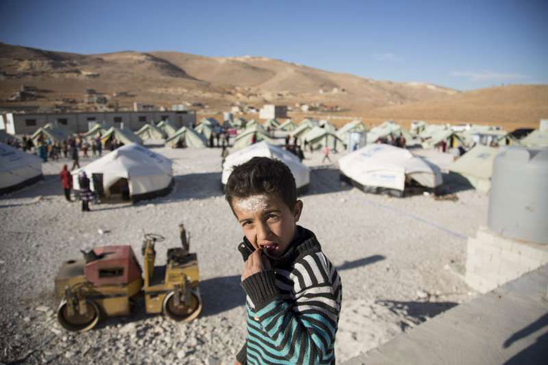 Record 65.6 million people displaced worldwide: UNHCR