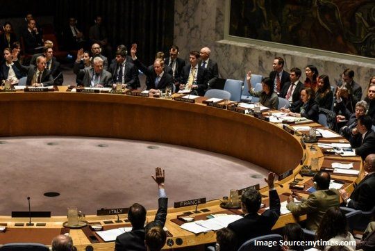 Russia Vetoes UN Resolution