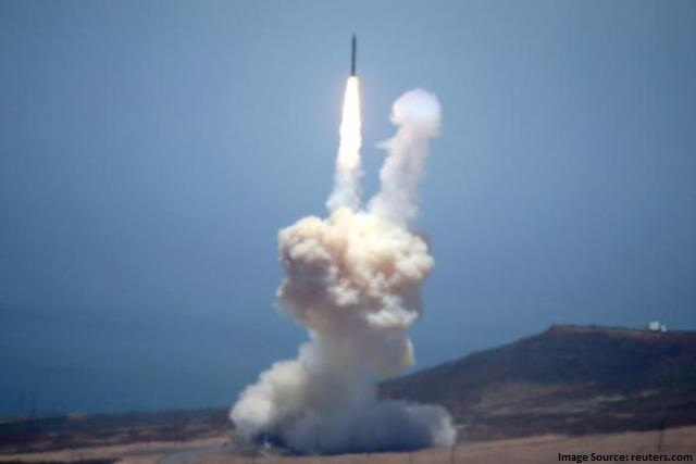 Pentagon missile defense program scores direct hit