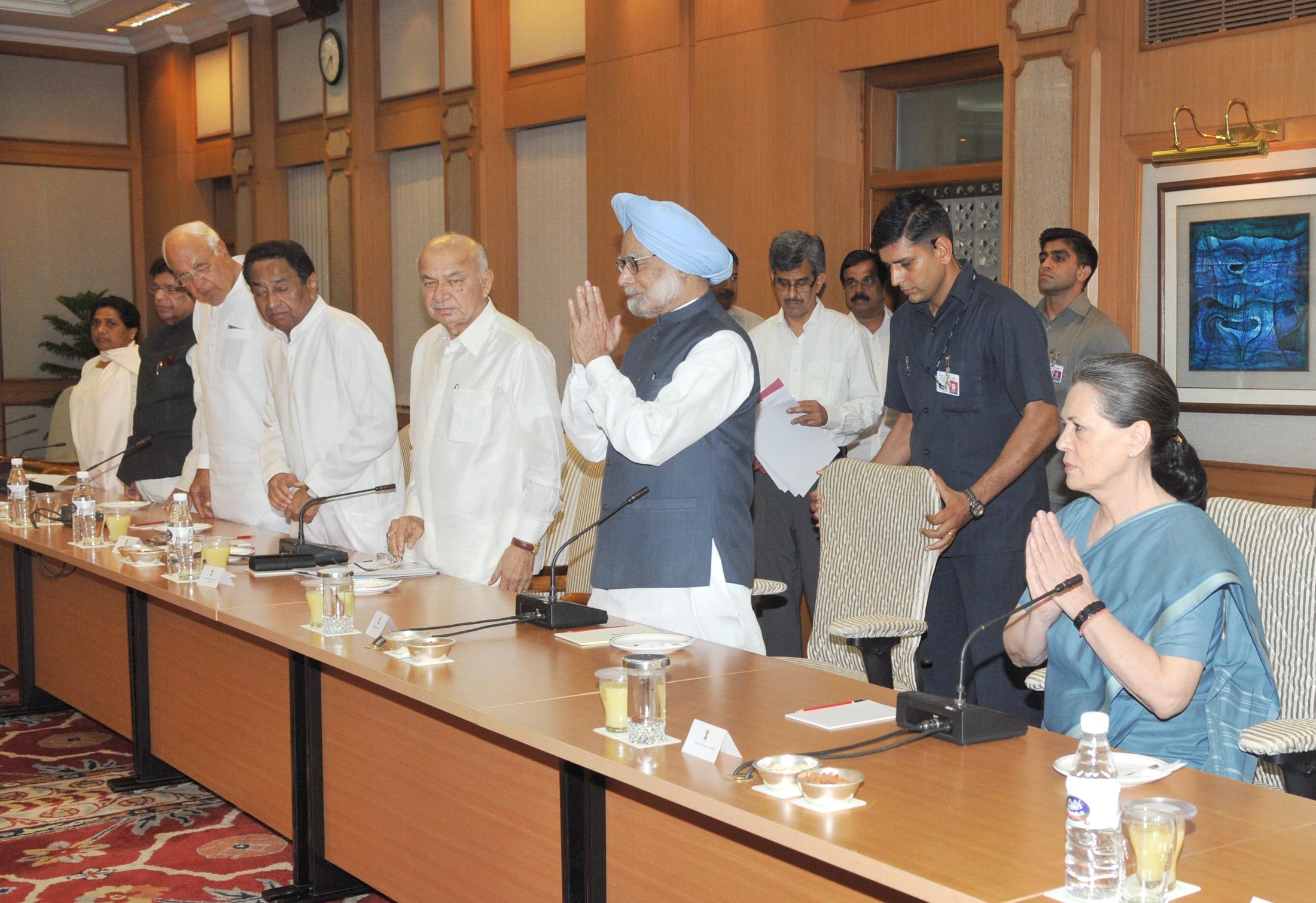 Naxal violence unanimously
