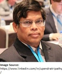 Upendra Tripathy appointed as Interim Director General of ISA, Upendra Tripathy