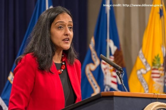 Vanita Gupta named CEO of the Leadership Conference