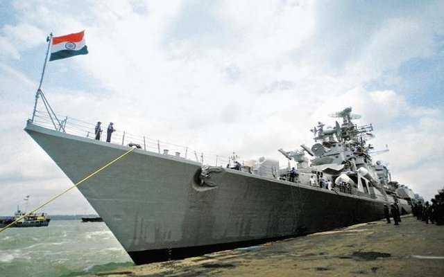 Indo-French naval exercise Varuna commences