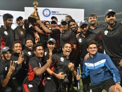 Vijay Hazare Cricket Trophy