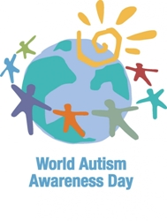 World Autism Awareness Day - April  02  IMAGES, GIF, ANIMATED GIF, WALLPAPER, STICKER FOR WHATSAPP & FACEBOOK