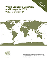 Mid-2015 World Economic Situation and Prospects (WESP)