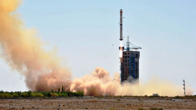 China launches 1st X-ray Space Telescope to study black holes