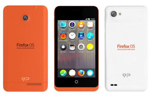 ZTE Open smartphone