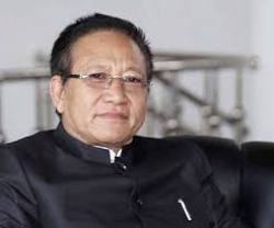 TR Zeliang appointed as Chief Minister of Nagaland