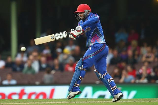 Afghanistan batsman Shafiqullah Shafaq scores double century