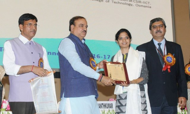anath kumar national awards innovation