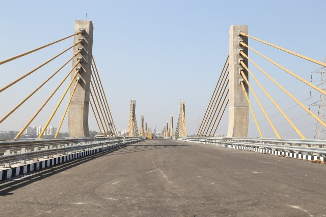 bharuch bridge modi gujarat