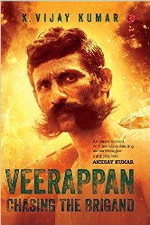book on veerappan vijay kumar ips