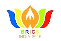 BRICS 2016 Logo