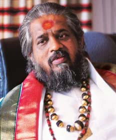Controversial godman Chandraswami