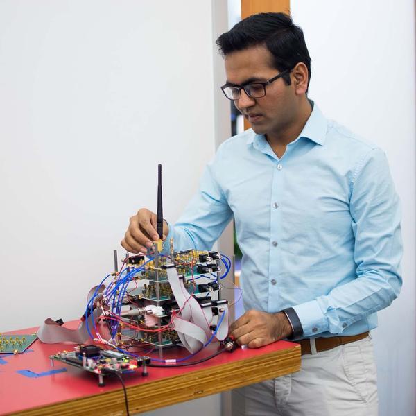 Dinesh Bharadia