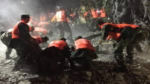 Death toll due to earthquakes in China rises to 19=