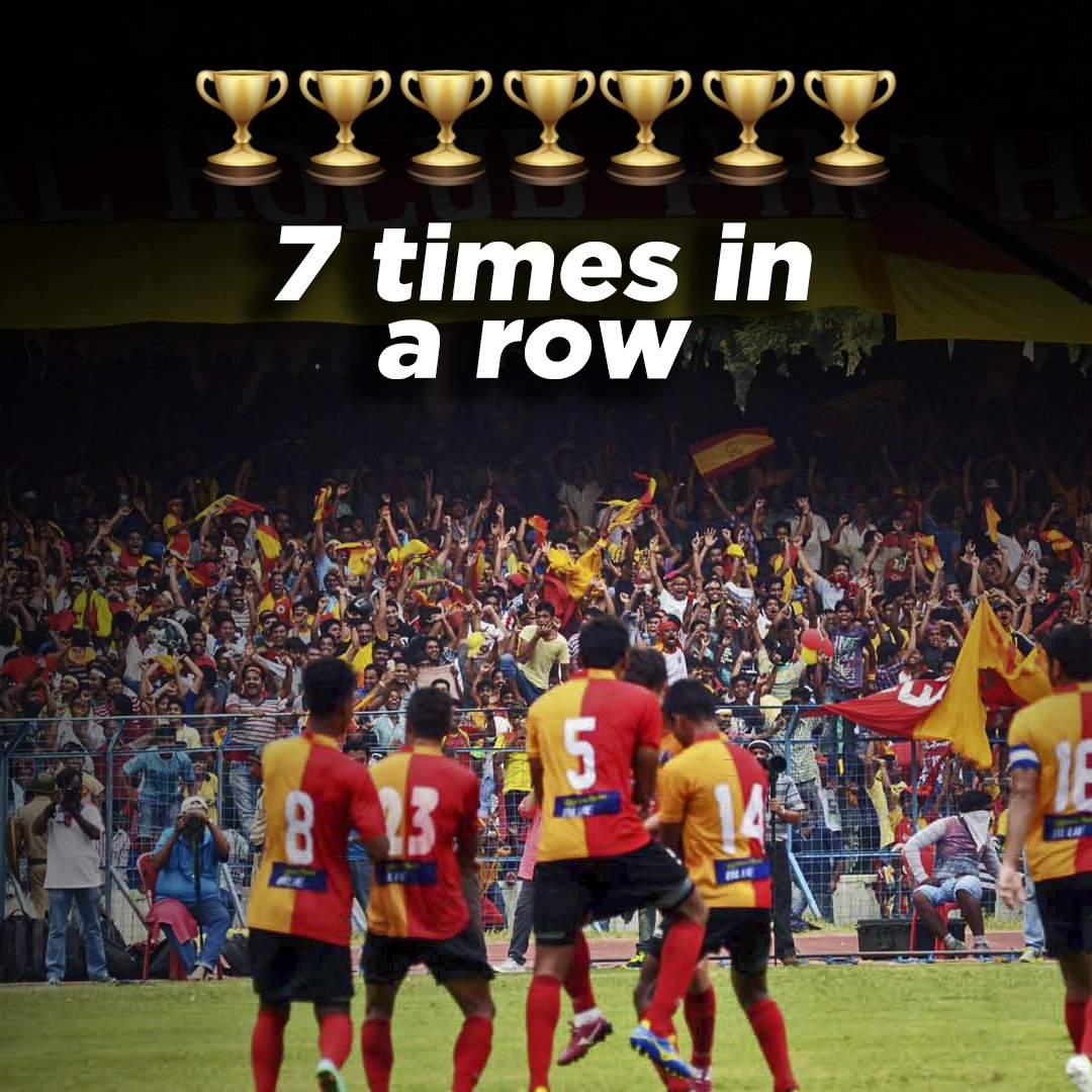 East Bengal wins Calcutta Football League 2016