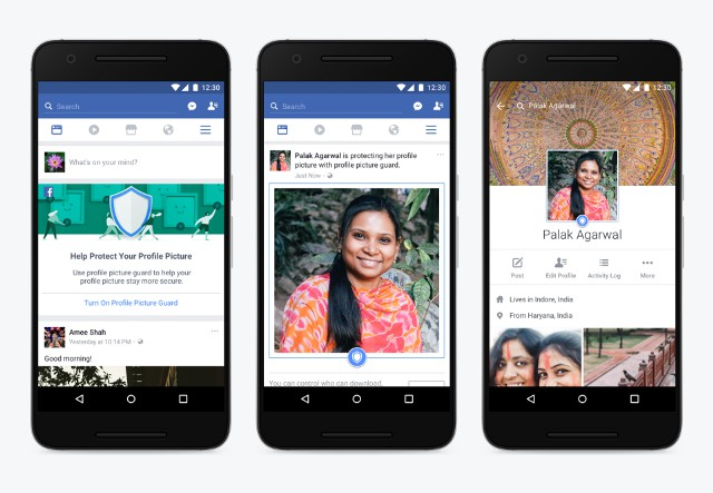New Facebook tools to protect Indian women profile photos